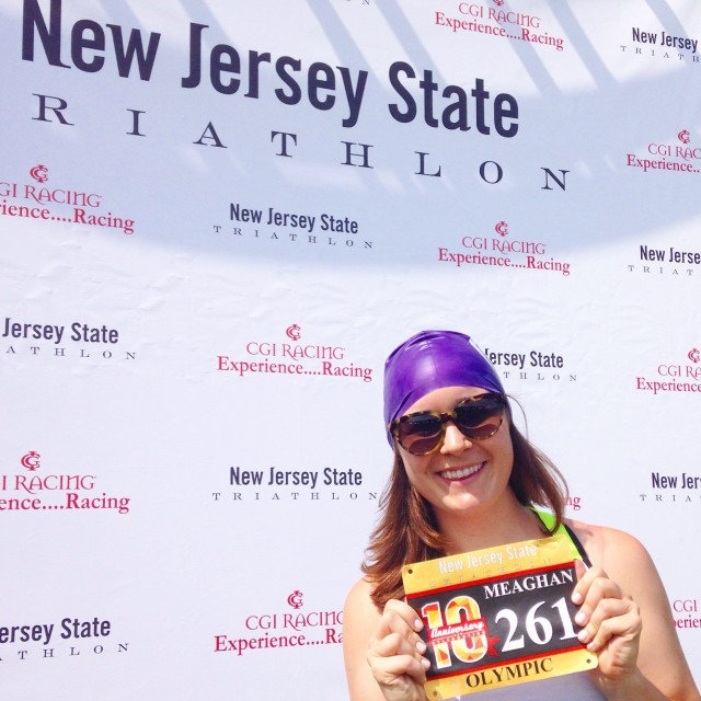 Goal Crushed  The New Jersey State Triathlon