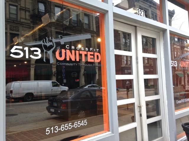 Cincinnati_ CrossFit 513 United