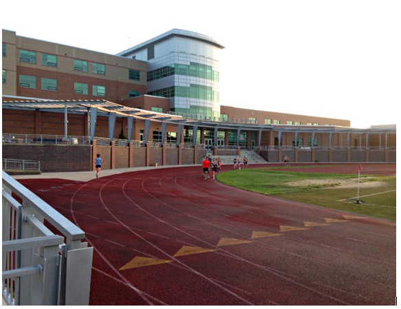 Dc Washington Lee High School Pool And Track The Fit Crasher