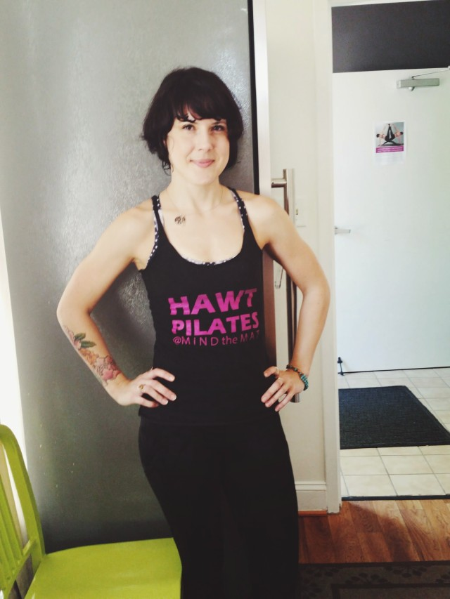 DC_ Hot Pilates at Mind The Mat