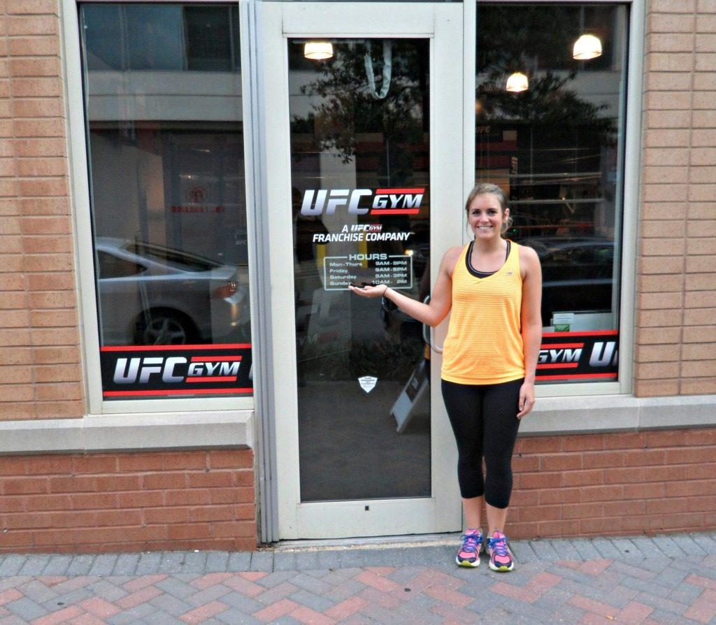 DC_ Kickin' It at UFC Gym Kickboxing » The Fit Crasher