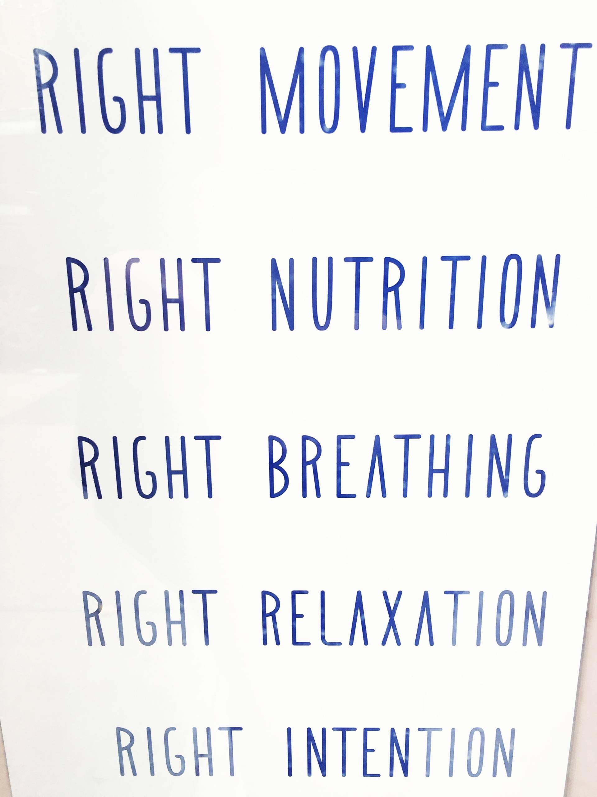 NYC  Five Pillars Yoga