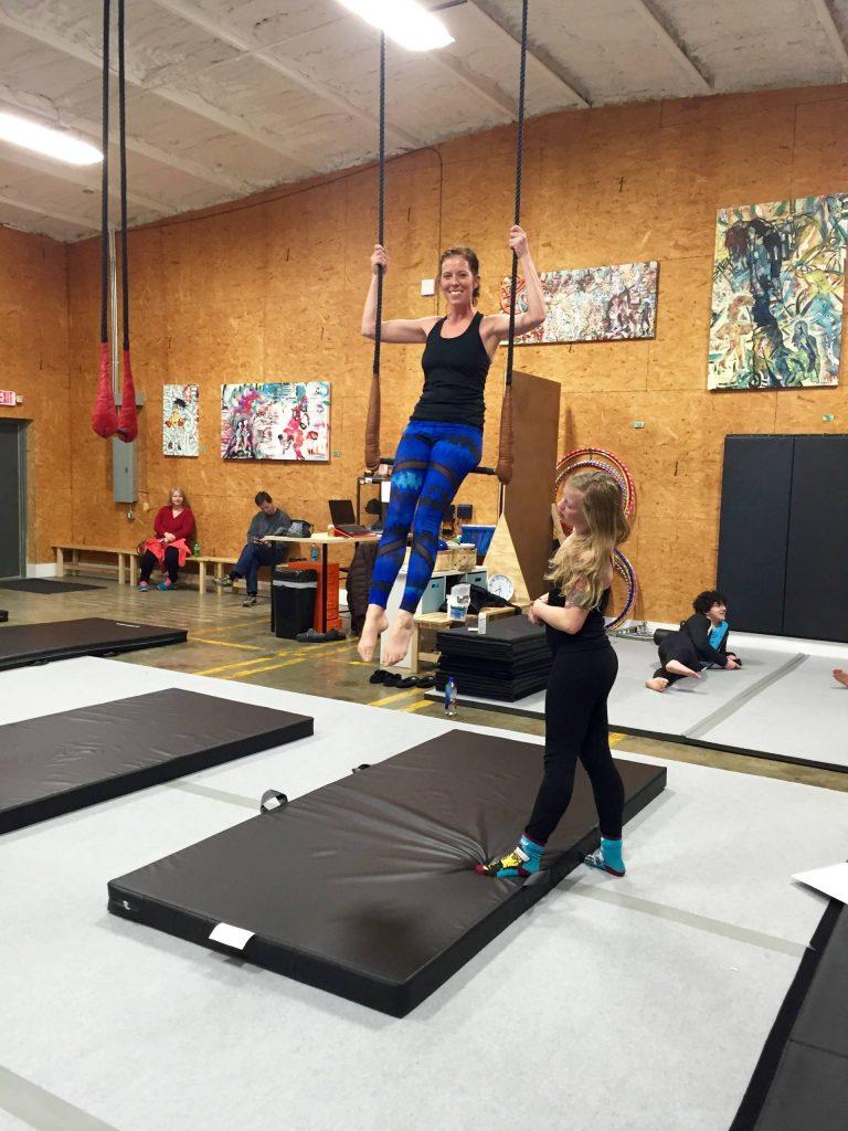 Louisville Aerial Fitness at Suspend Lousiville