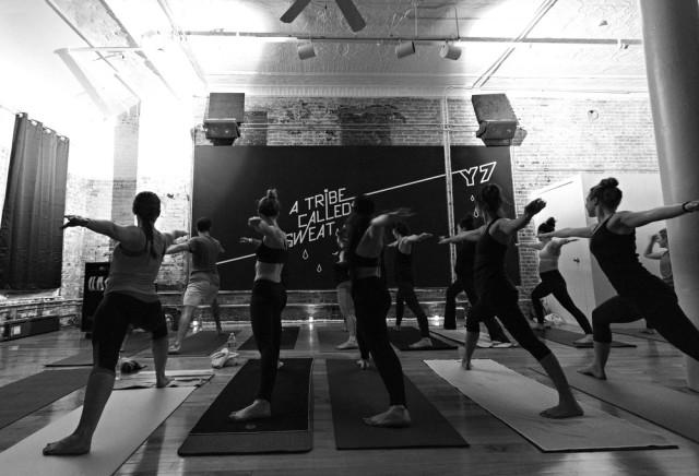 NYC Y7 Studio Yoga