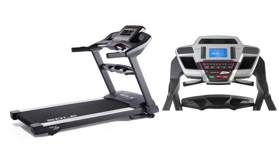 Sole Treadmills Models Comparison