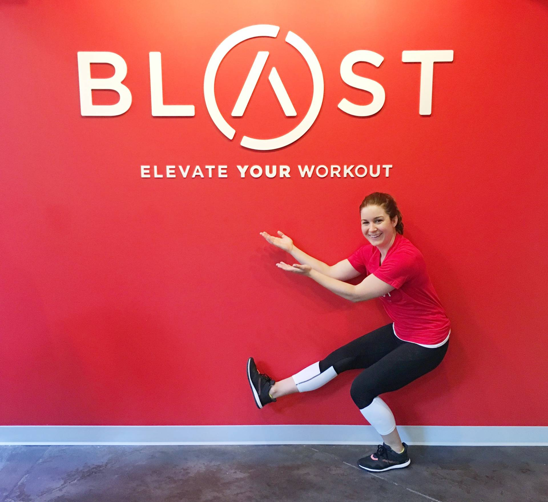 DC: Sweating at BLAST + Sipping at Greenheart Juice Shop