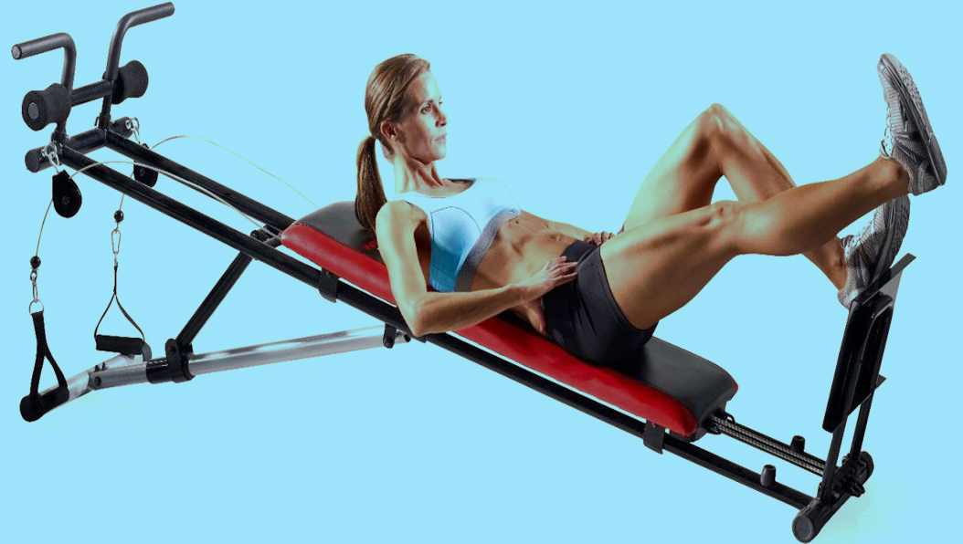 Weider Total Body Works 5000: You must have it in your home gym! Why? Read my review.
