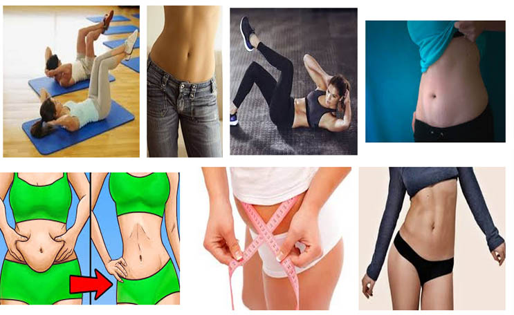 5 Myths about Getting Flat Stomach