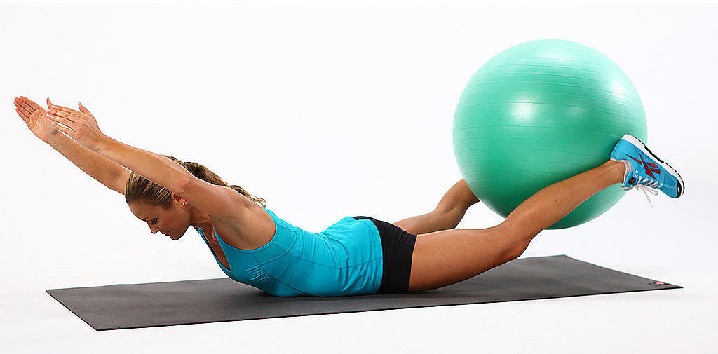 Balanced and on the Ball, Stability Balls